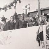 1948 - L'on.Marotta ringrazia gli elettori